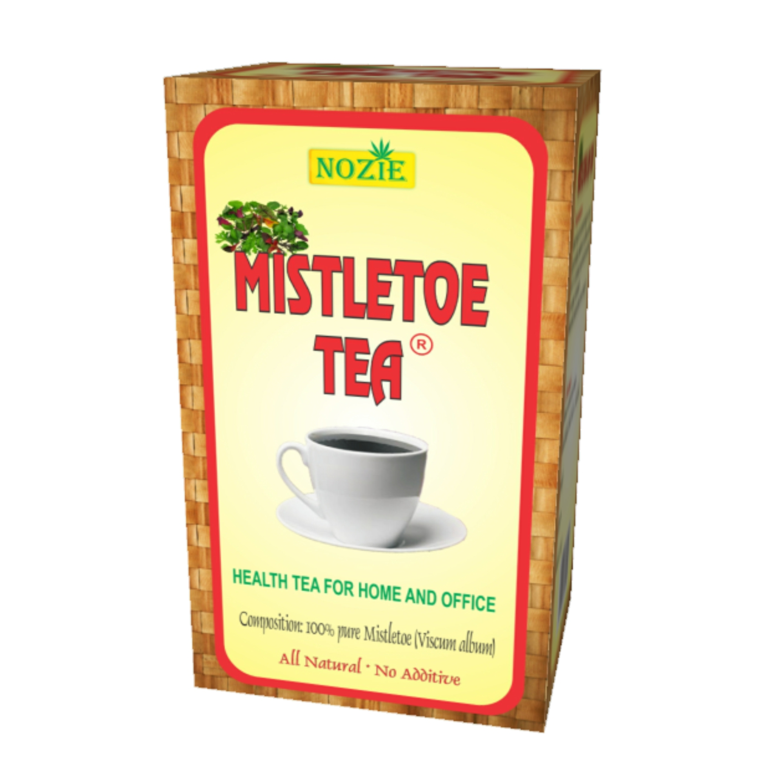 Mistletoe tea benefits